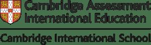 ケンブリッジインターナショナルスクールのロゴ