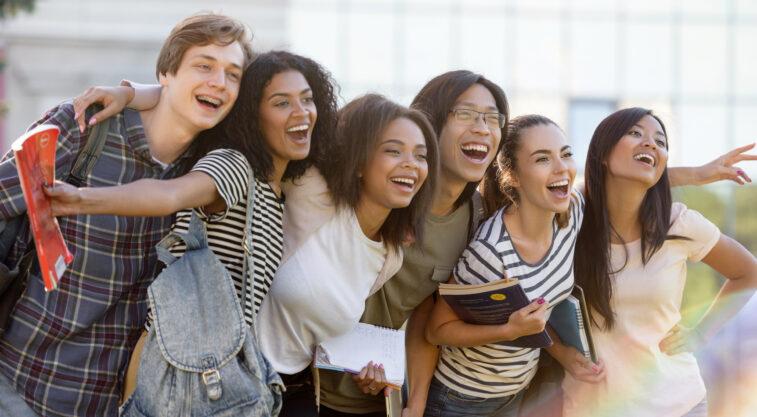 海外大学の学生