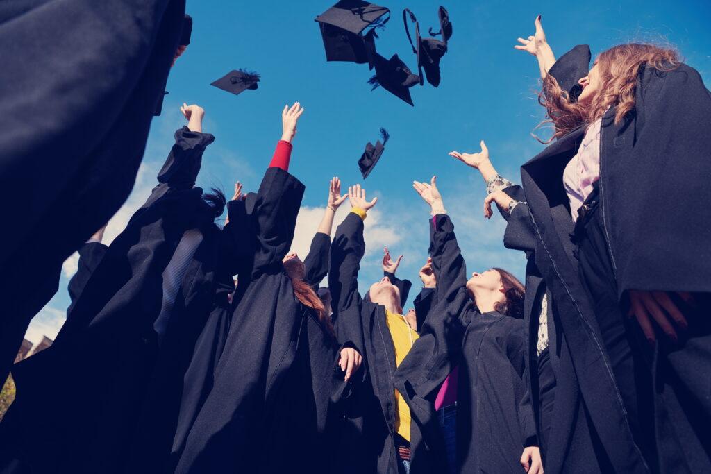 インターナショナルスクールの卒業