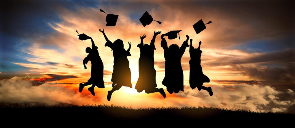 幸せな卒業