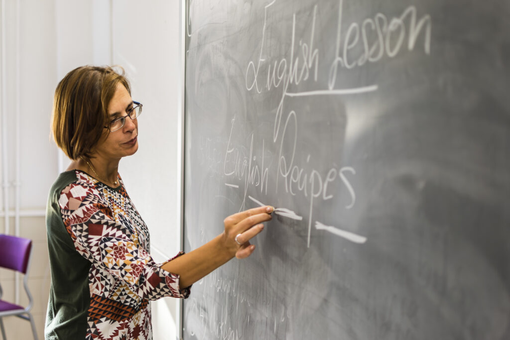 Baccalaureate teacher